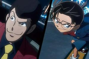 The different art styles of Monkey Punch (right) and Gosho Aoyama (left).