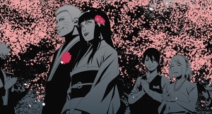 The image I've waited so long to see, Naruto and Hinata getting married.