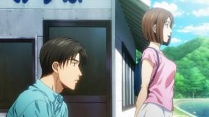 Takumi and Natsuki on a date.